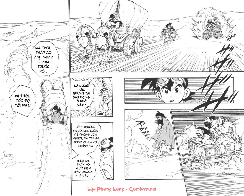 Dragon Quest: Emblem of Roto chapter 12 trang 13