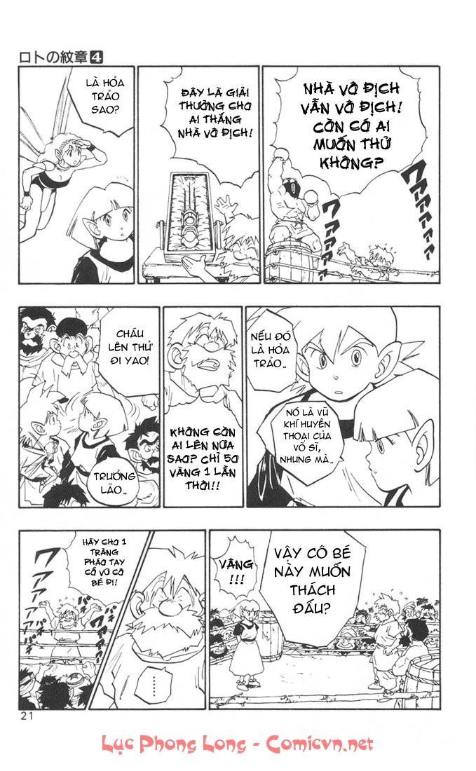 Dragon Quest: Emblem of Roto chapter 12 trang 29