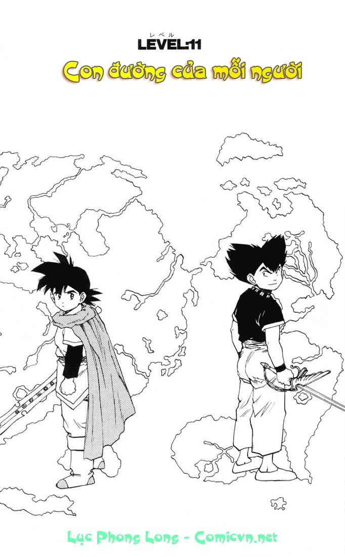 Dragon Quest: Emblem of Roto chapter 11 trang 1