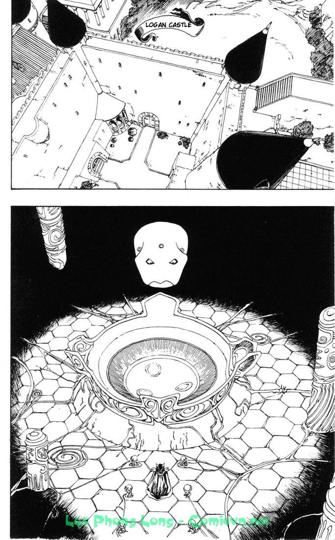 Dragon Quest: Emblem of Roto chapter 11 trang 3
