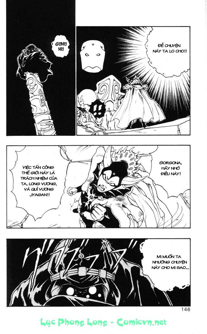Dragon Quest: Emblem of Roto chapter 11 trang 7