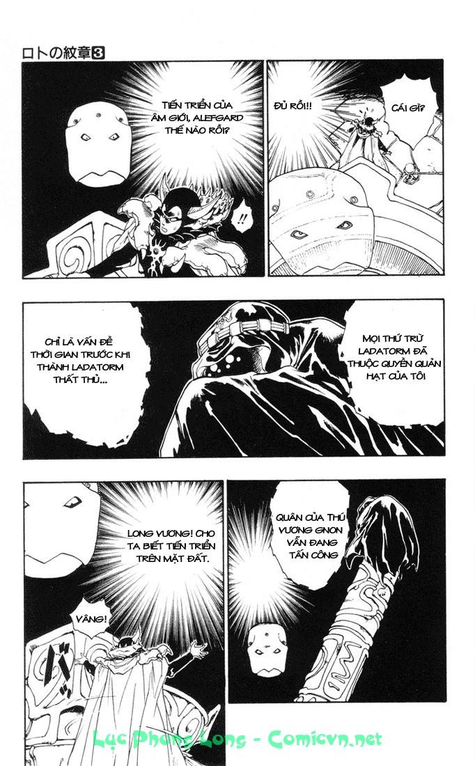 Dragon Quest: Emblem of Roto chapter 11 trang 9