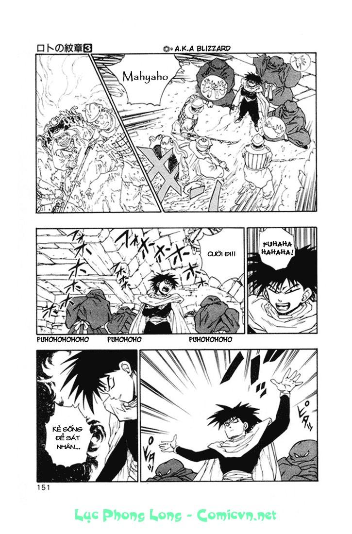 Dragon Quest: Emblem of Roto chapter 11 trang 17
