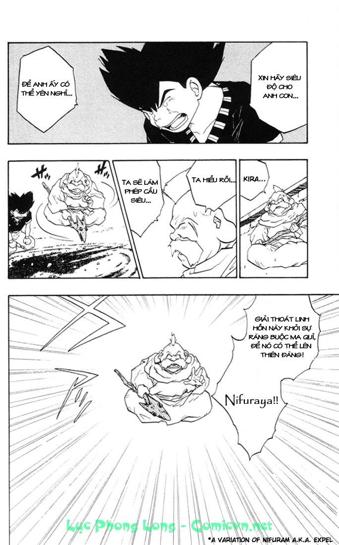 Dragon Quest: Emblem of Roto chapter 11 trang 31