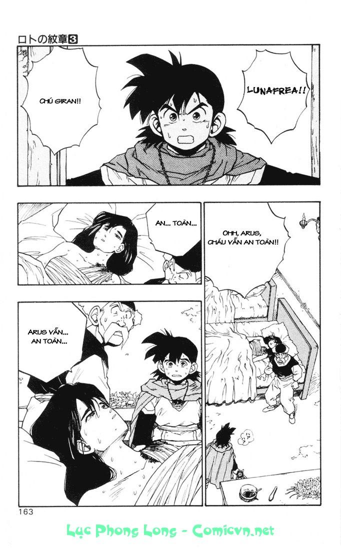 Dragon Quest: Emblem of Roto chapter 11 trang 41