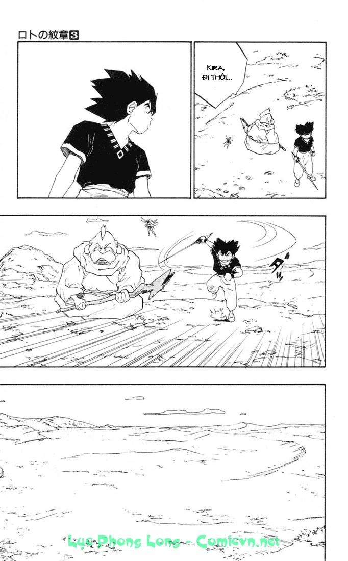 Dragon Quest: Emblem of Roto chapter 11 trang 45