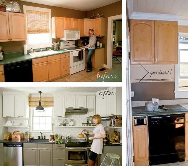wedded whittaker: Kitchen Cabinets