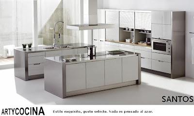 Blog de Sanitarios y Cocinas: ArtyCocina: Cocinas, muebles ...