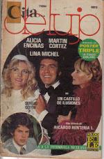 Revistas que Moramay leía en la clase de Mate
