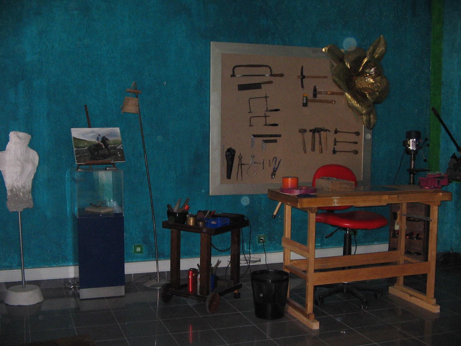 Oficina e Galeria