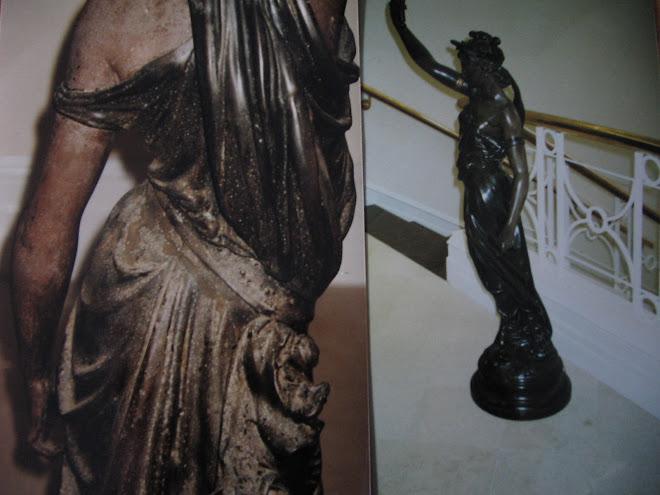 1996-O meu 1º Trabalho de limpeza e conservação restauro-