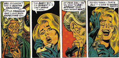 Is it wrong to think Sue's hair looks great in that last panel?