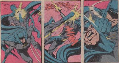 Batman is dead serious about enforcing his copyright.