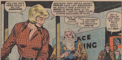 I have to admit, it's a better plot device for getting Odin out of the scene than the Odin-sleep again.