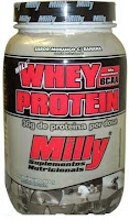 WILL WHEY PROTEIN - MILLY