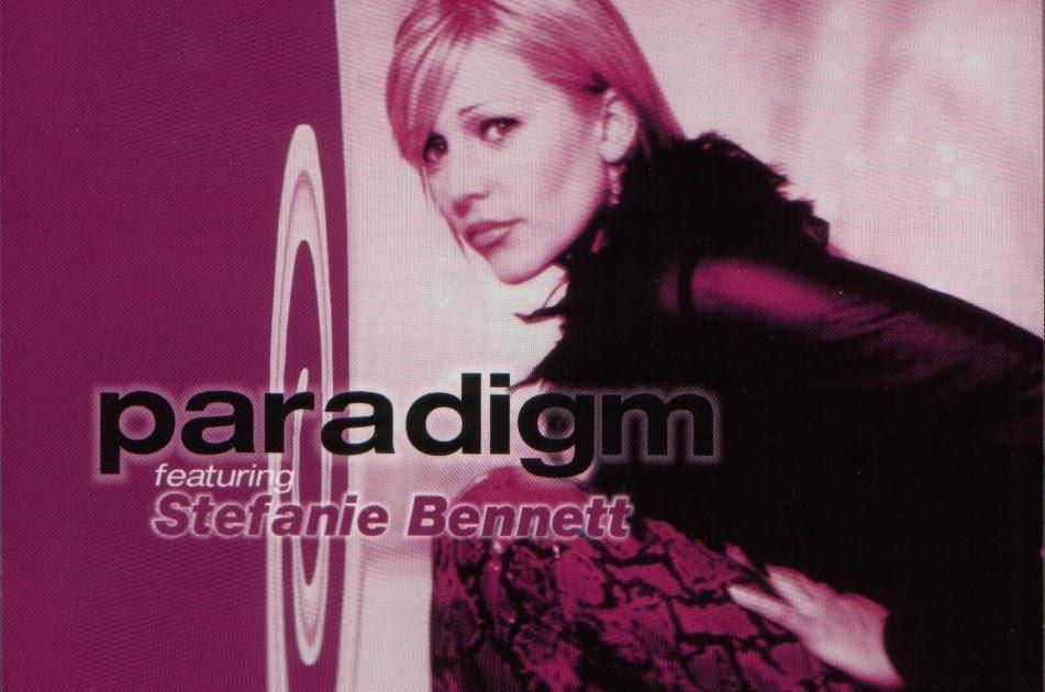 My Lover Was A Logger : Atlantic city beats paradigm feat stefanie bennett