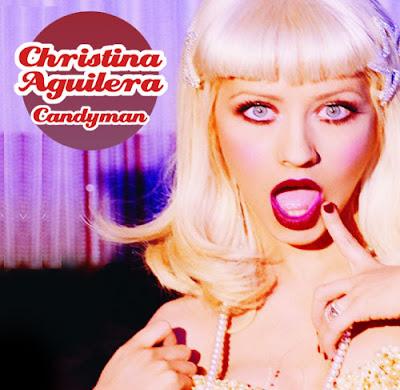 christina aguilera candyman album cover. +christina+aguilera+cover