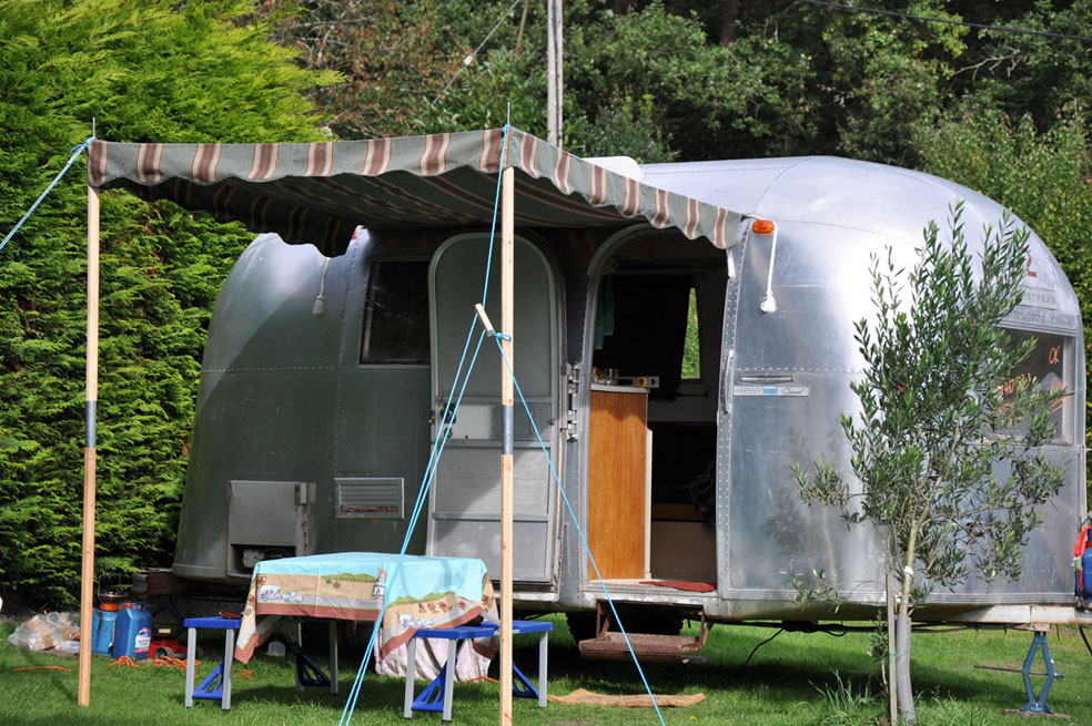 Vintage Awnings: Connect With Other Vintage Trailer ...