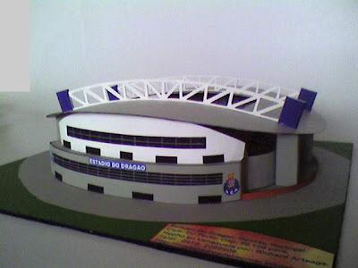 Maquetas de estadios