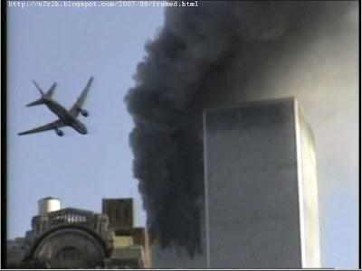911 state terrorism black-op psyop NYC Wrold Trade Center photo Fake