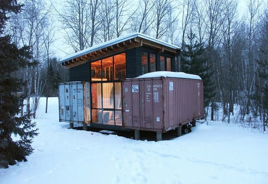 Modular Homes Mn >> threshold >>: Mod Minn(ies) : Cargo Cabin