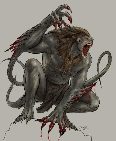 Beowulf Grendel