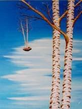 Elévation hivernale ou rêve d'un arbre
