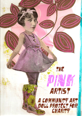 The Pink Artist