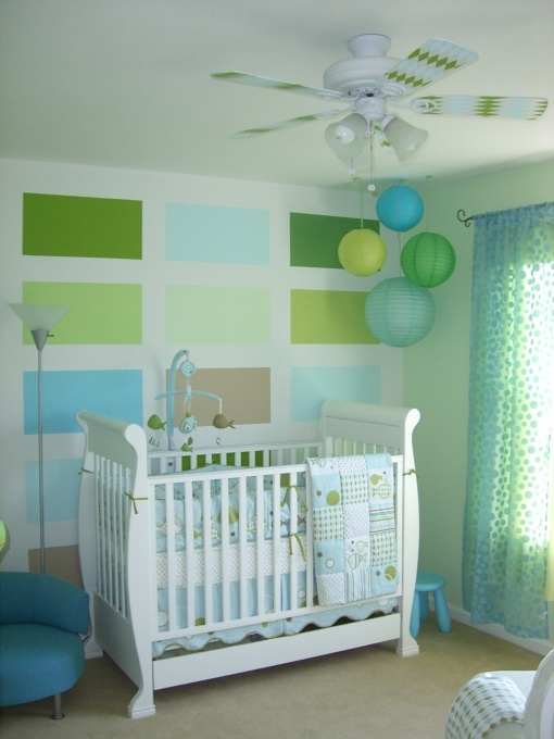 The First Thing That Came To Our Mind Was Baby Nursery We Knew Babies Prefer Complex Patterns So Started Think How Could Design His
