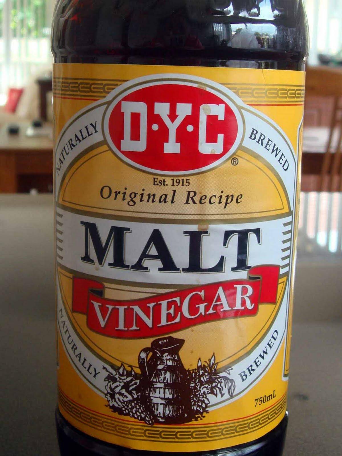 The Good Recipes Pantry: MALT VINEGAR