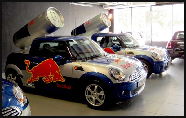 Auto Atlantic Mini Mini Auto Atlantic Launches 4 New Red Bull Cars