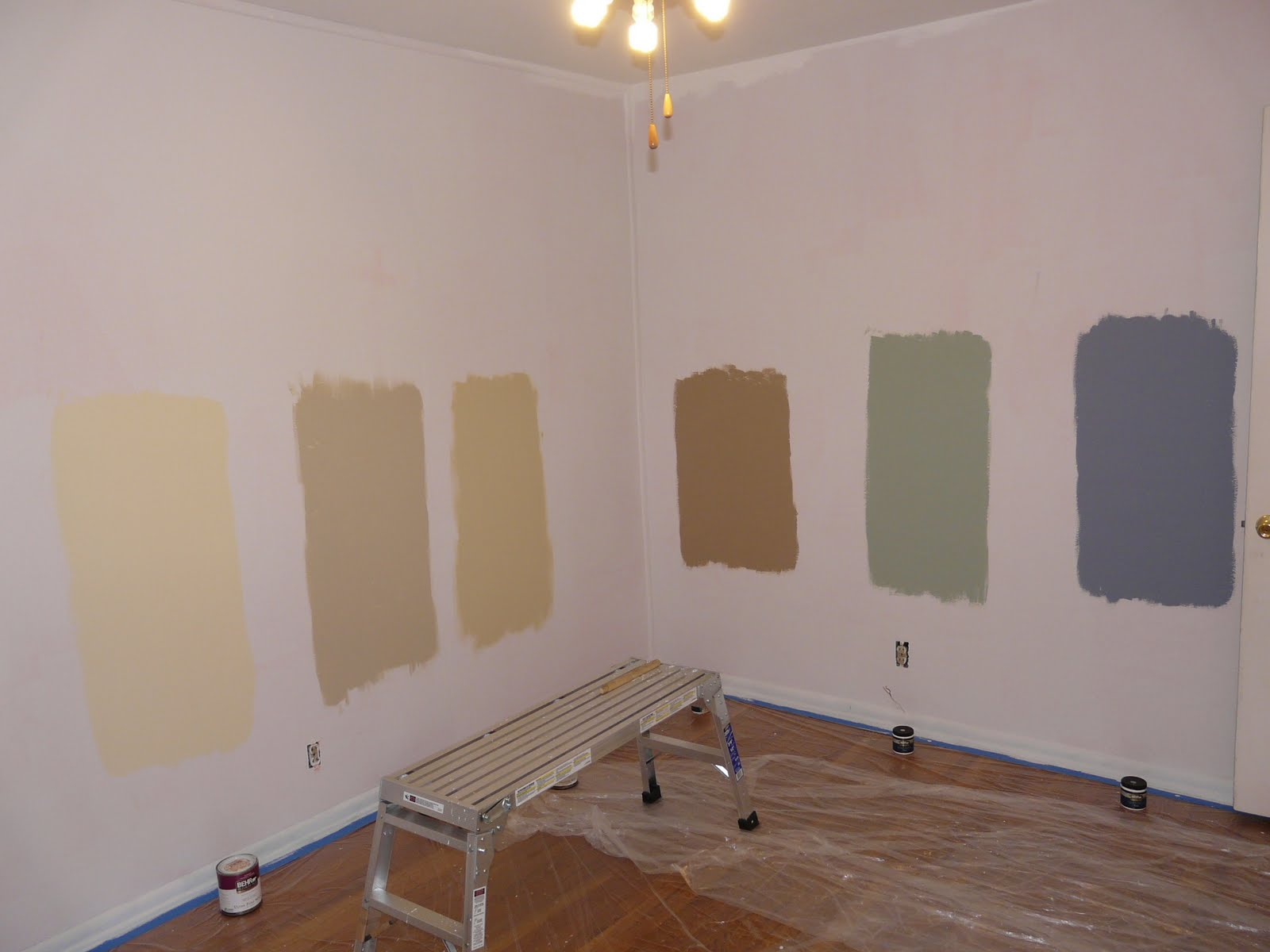 Home Depot Paint Samples