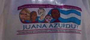programa Juana Azurduy en Concepción