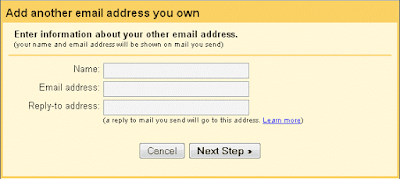 Send Emails with Gmail Using Another ID