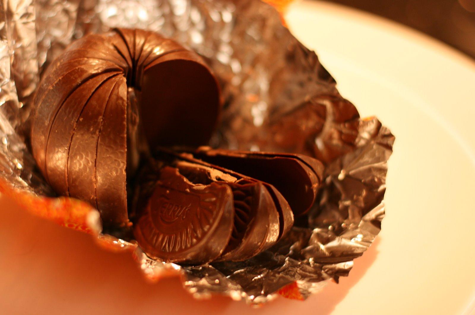 Yummy chocolates