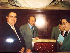El Sr Ministro de la C.S.J.N. DrEugenio ZAFFARONI yJueces deEjecucionPenal