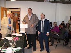 Entrega de Certificados:Universidad del Salvador Campus de Pilar