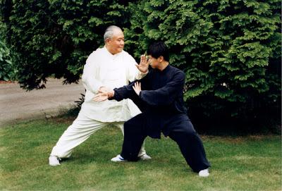 Yang Zhenduo and Yang Jun dalu