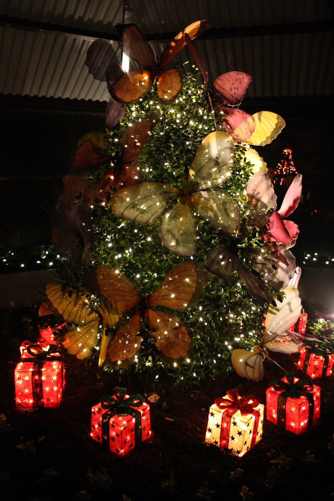 A Slice Of Smith Life Enchanted Christmas Gardens And