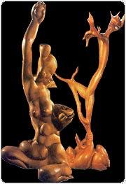 Ida Bagus Tilem's Sculpture