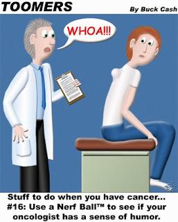 Lympho Bob More Cancer Humor