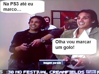 [Imagem]Futebol Comico Nuno+Gomes