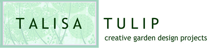 Talisa Tulip Garden Design Services