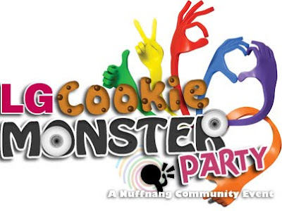 LG cookie monster party Neutral Club