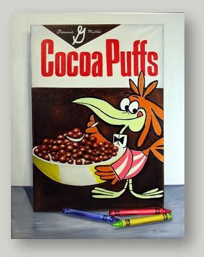 I Am Crazy Cocoa Puffs
