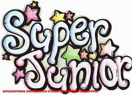 i love super junior logo - photo #30