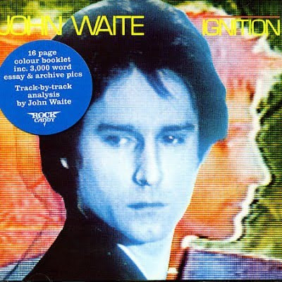 JOHN WAITE - Ignition remastered