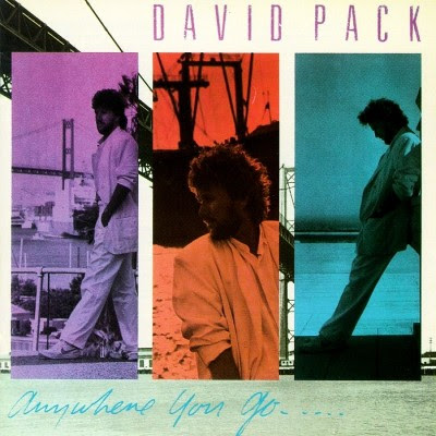 DAVID PACK - Anywhere You Go remastered