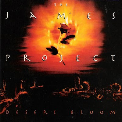 THE JAMES PROJECT - Desert Bloom (1996) B.E. Taylor