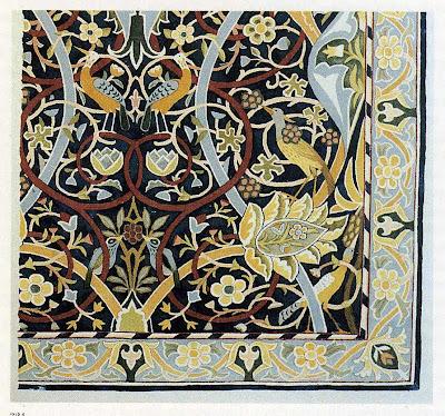 william morris wallpapers. william morris designs.